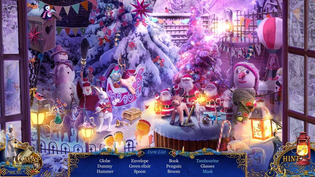 Screenshots von Christmas Stories: A Christmas Carol - Collector's Edition
