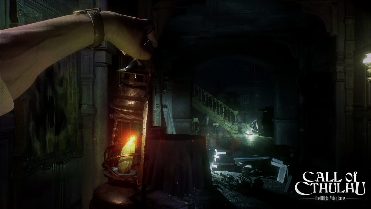 Screenshots von Call of Cthulhu