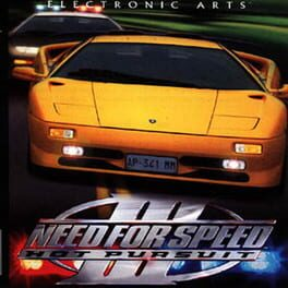 Cover von Need for Speed III: Hot Pursuit