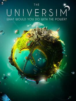 Cover von The Universim
